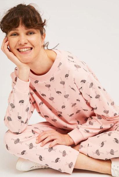 Pleaum ostrich homewear sweater