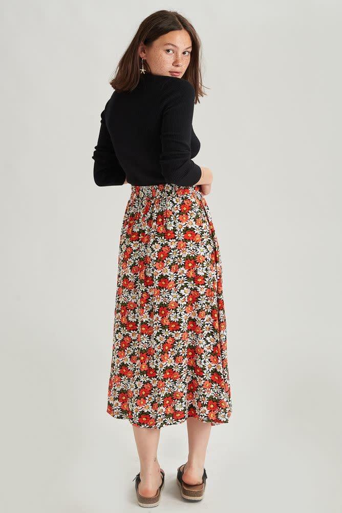 Lisa skirt Black-3