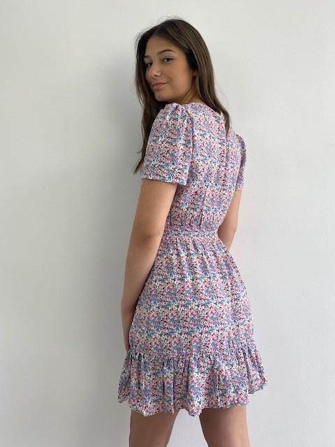 Grace dress Violet-2