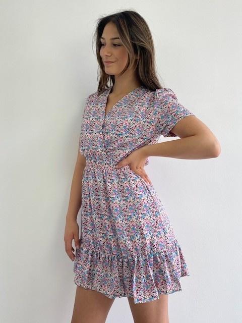 Grace dress Violet-1
