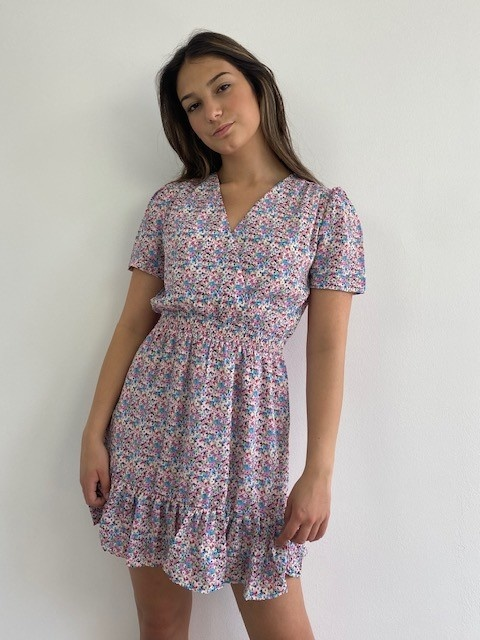 Grace dress Violet-3