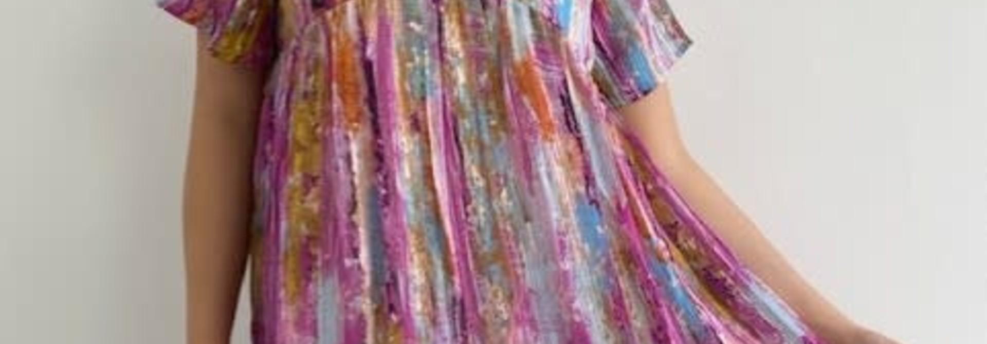 Ellaug dress Violet