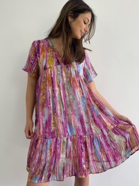 Ellaug dress Violet-1