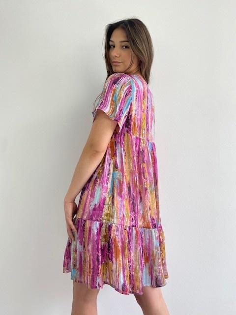 Ellaug dress Violet-2