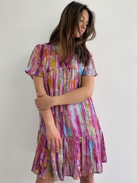 Ellaug dress Violet-3