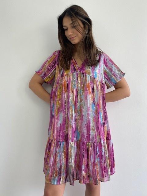 Ellaug dress Violet-4