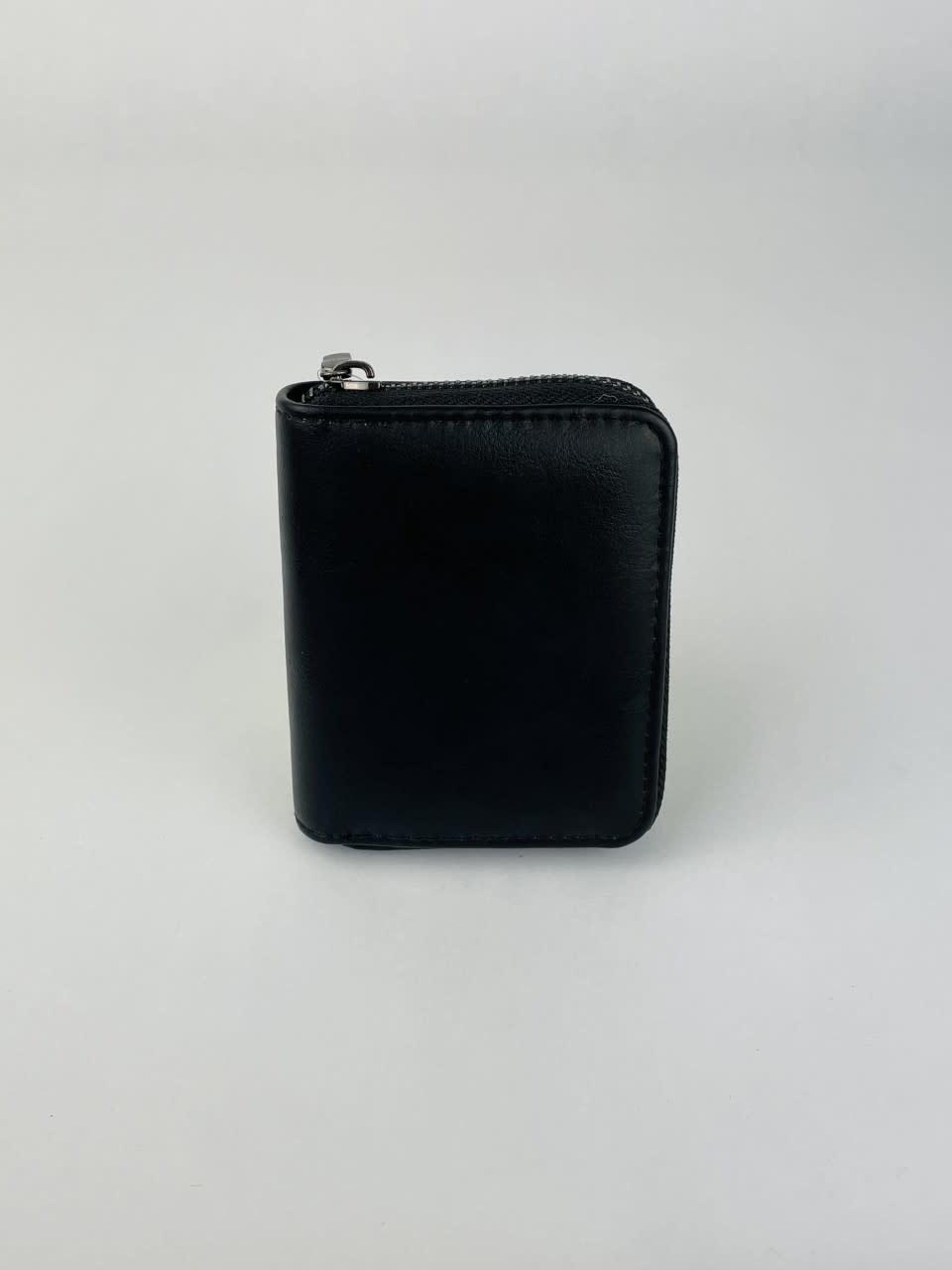 Lomea little wallet Black-1