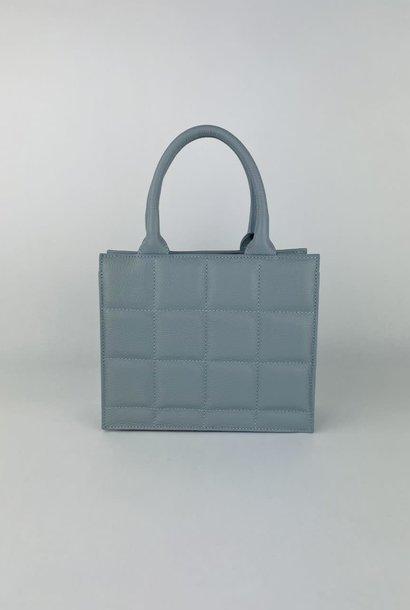Metora leather bag Light Blue