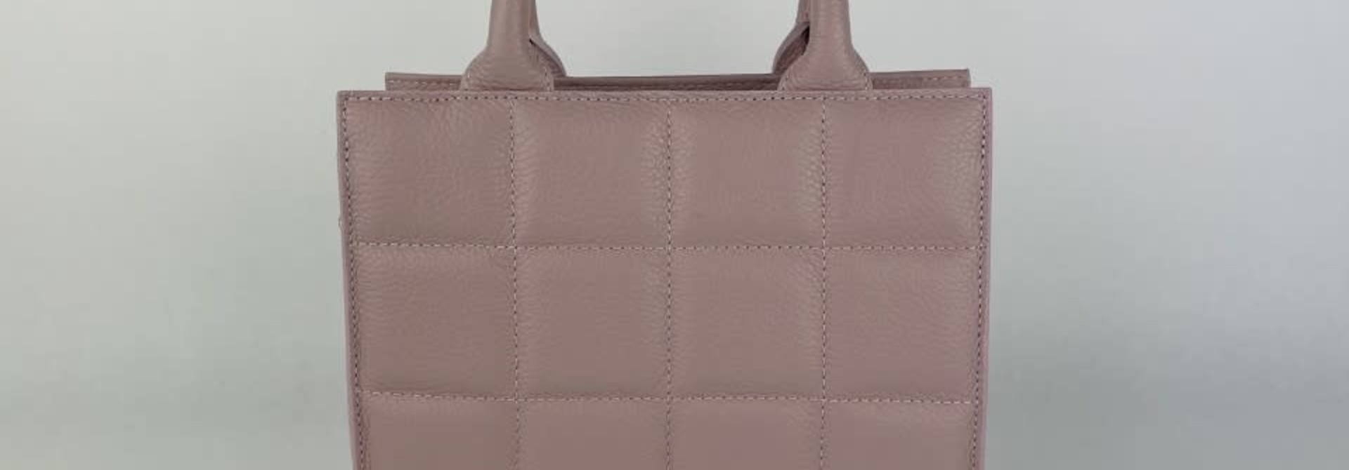 Metora leather bag  Lila