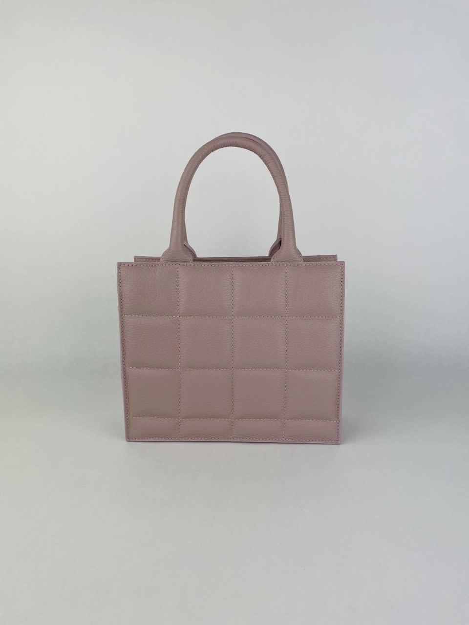 Metora leather bag  Lila-1