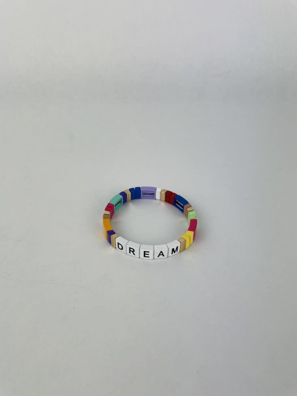 Dream cubes bracelet Multi-1