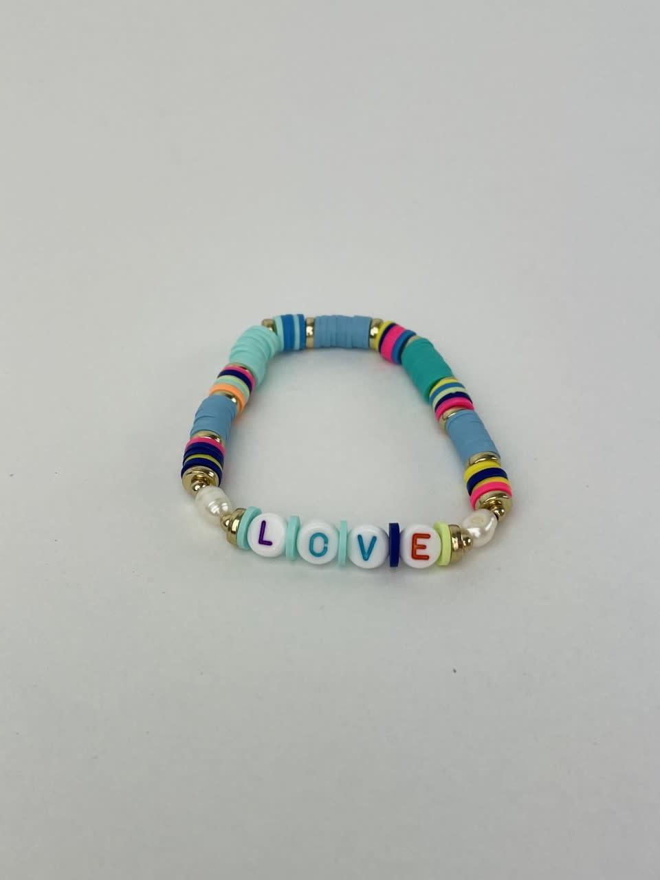 Rubberia fantasy bracelet Love Fresh-1