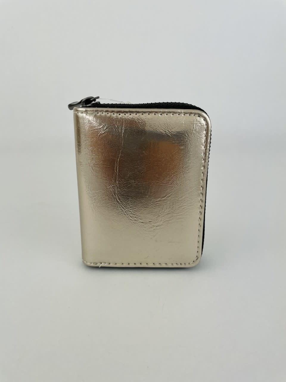 Lomea little wallet Gold Metalic-1
