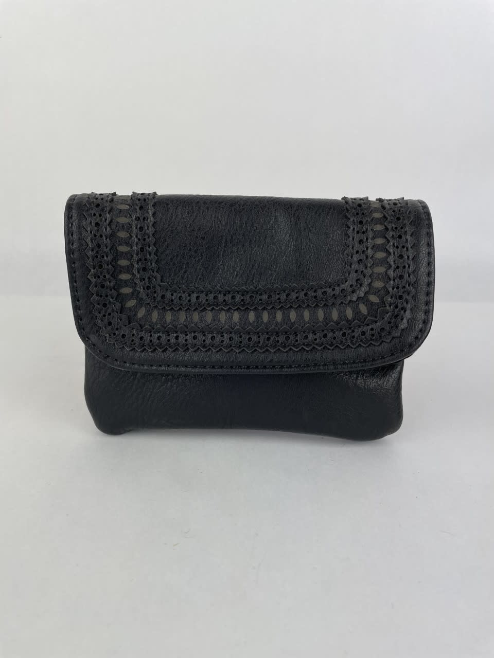 Laïka wallet Black-1
