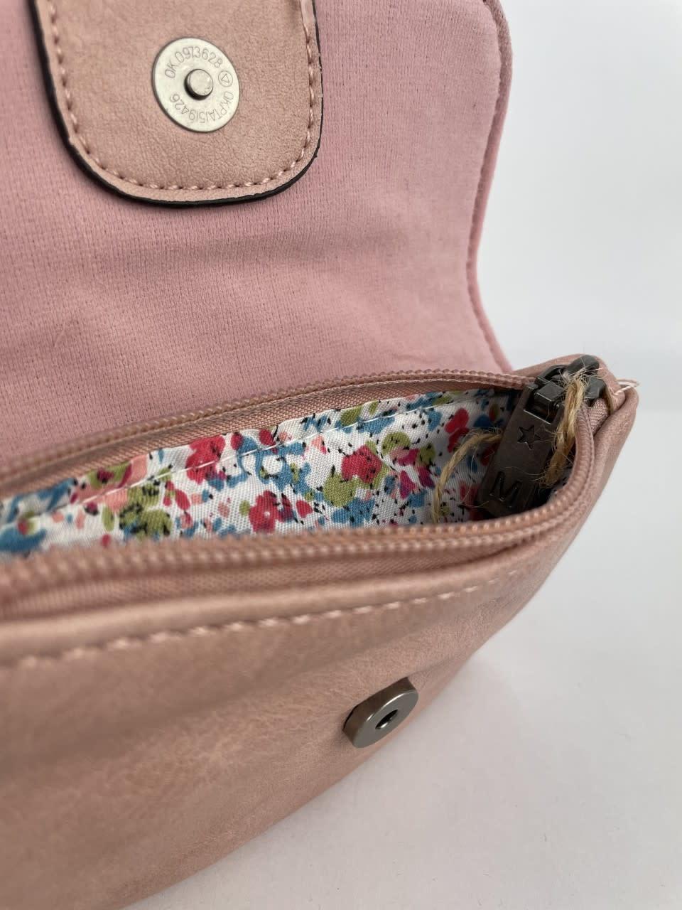 Laïka wallet Pink-2