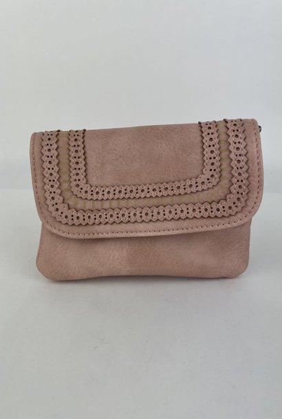 Laïka wallet Pink