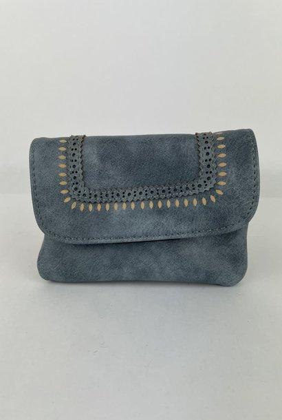 Laïka wallet Denim Blue