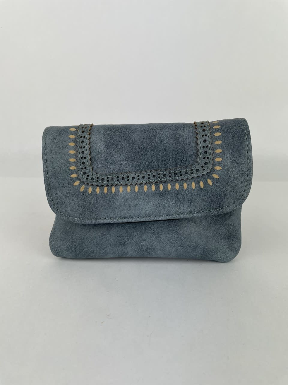 Laïka wallet Denim Blue-1
