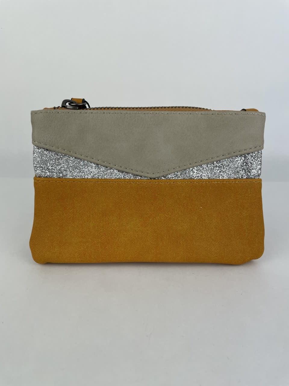 Nalla wallet Yellow-1