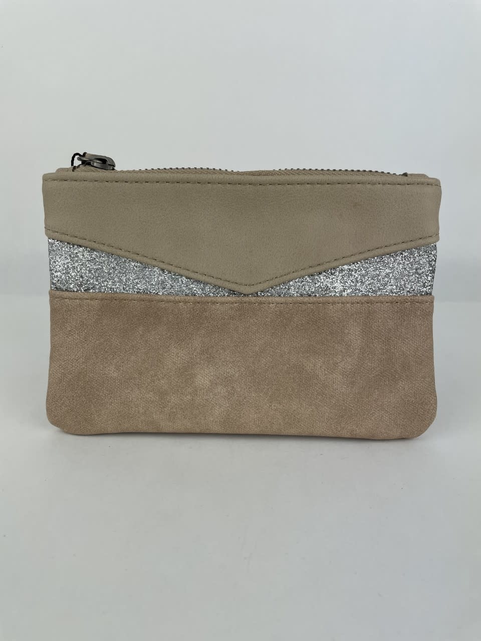 Nalla wallet Taupe-1