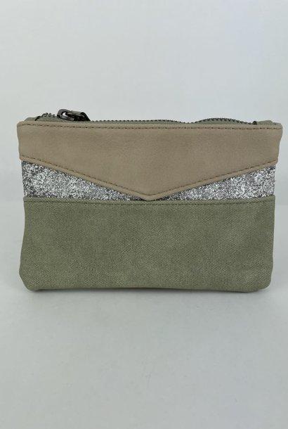 Nalla wallet Green