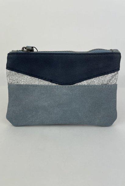 Nalla wallet Denim