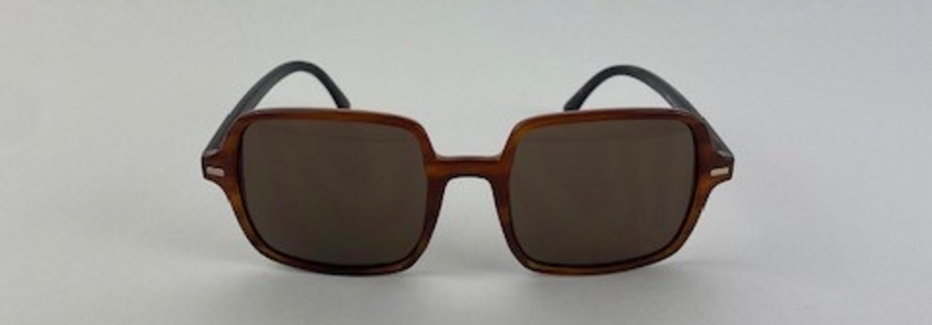Malick sunglasses Caramel