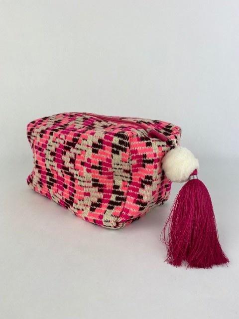 Dore toilet bag Fushia-2