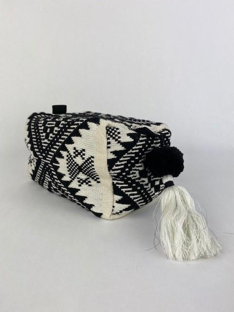 Dore toilet bag Black-2