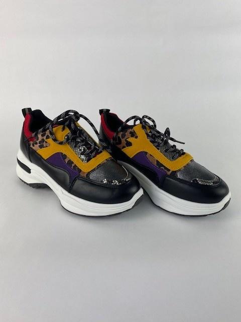 Delhwa sneakers Black-2