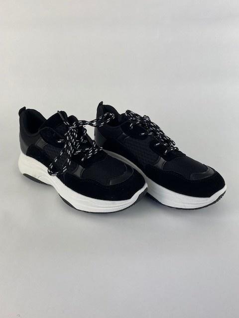 Münch sneakers Black-2