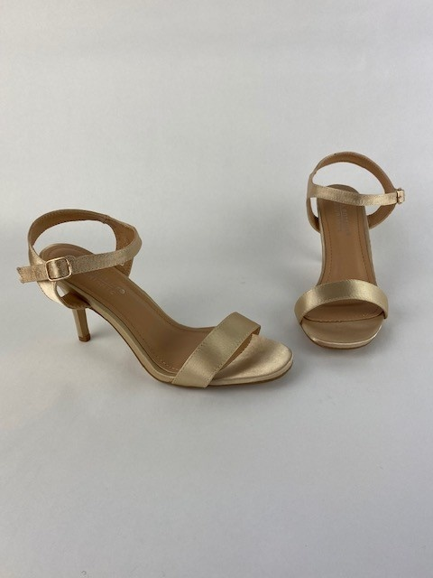 Lily pump Gold-2