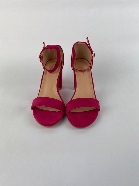 Rasa diam sandal Fushia-2