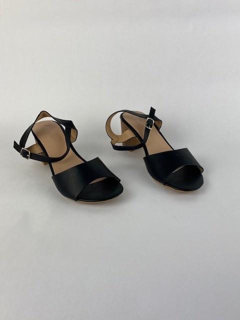 Claretta sandal Black-1