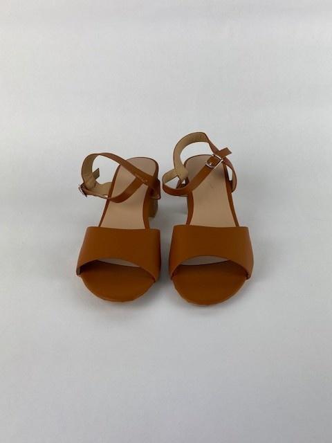 Claretta sandal Camel-2