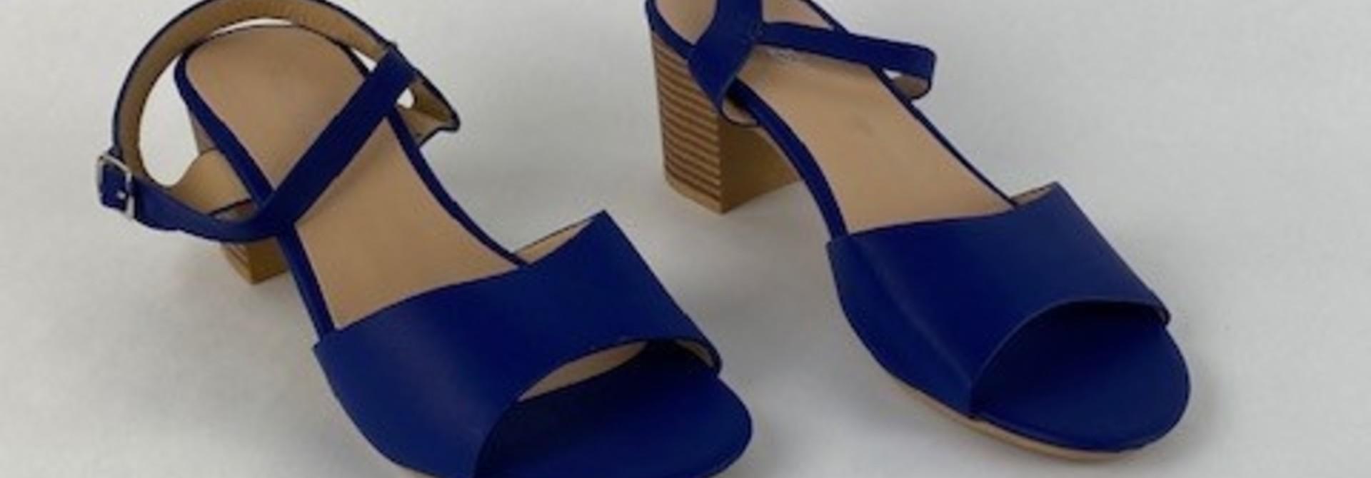 Claretta sandal Cobalt