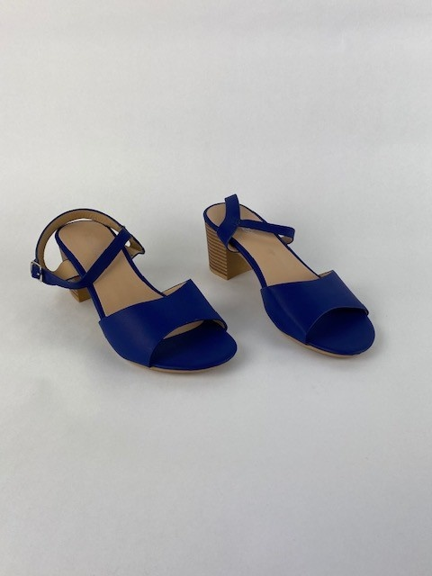 Claretta sandal Cobalt-1