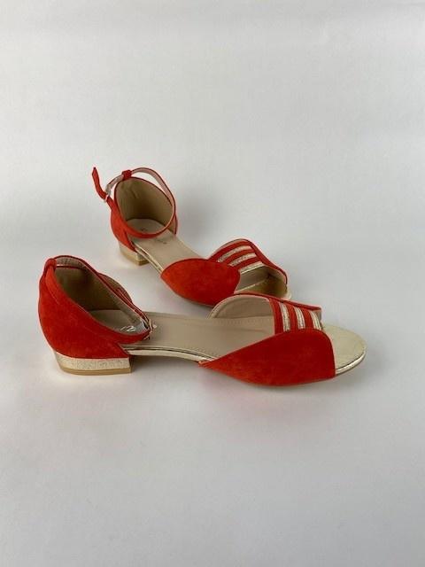 Baloji sandel Orange-1