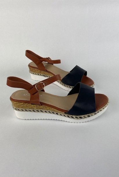 Azala sandal Black