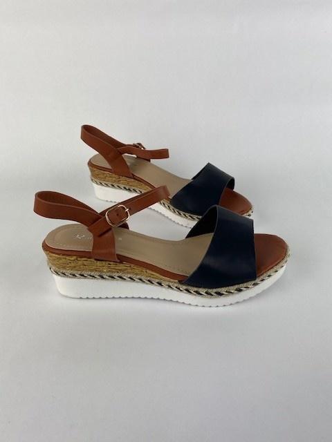 Azala sandal Black-1