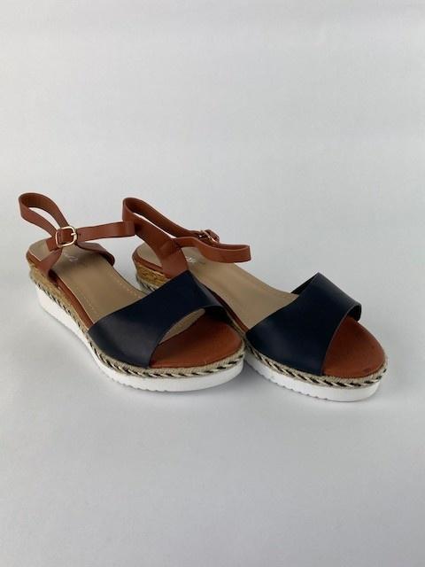 Azala sandal Black-2