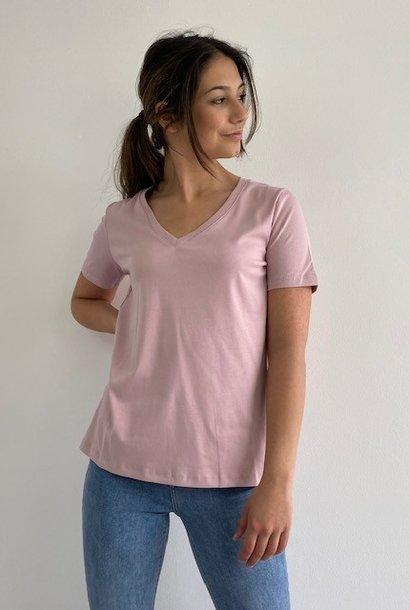 Fenha essential t-shirt Orchid Rose