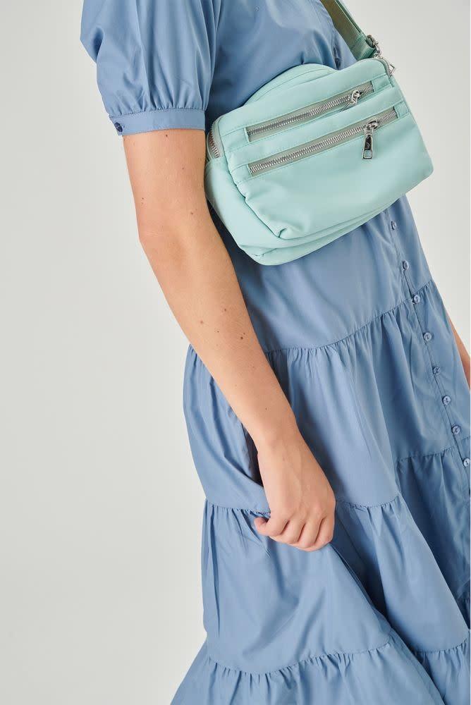 Maxim dress Blue-4