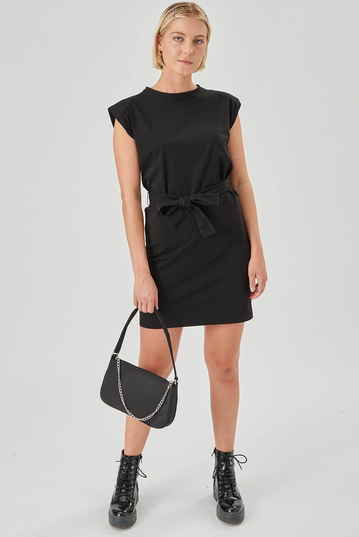 Hadiza dress Black-1