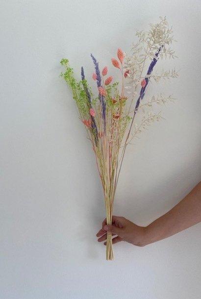 Dryflower little bouquet 'Happy Field'