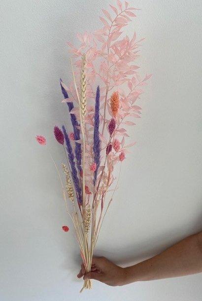 Dryflower little bouquet 'Violet Blues'