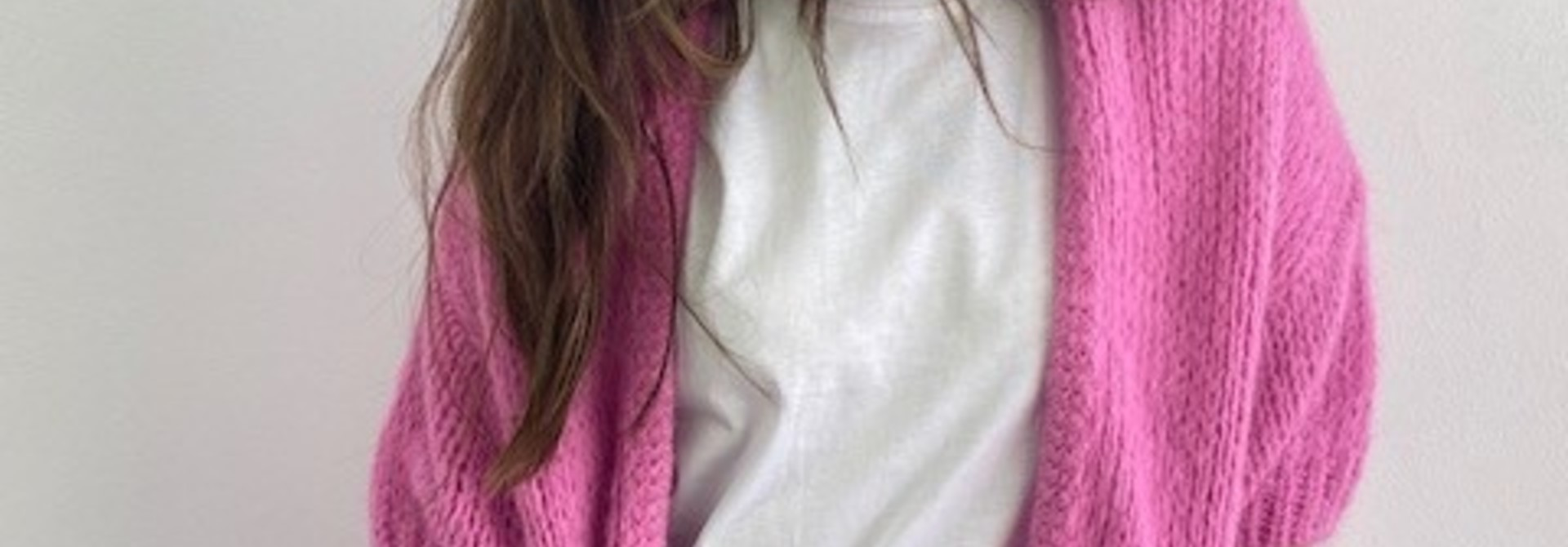 Lyssa short sleeve bernadette Cyclamen