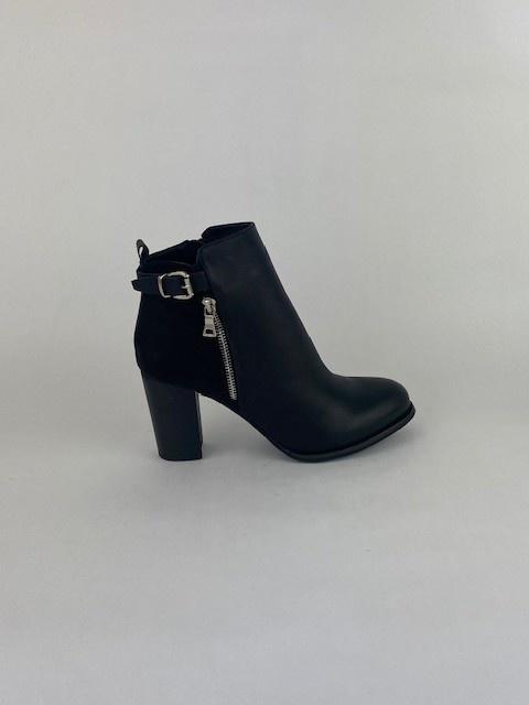 Lorin boots Black-1