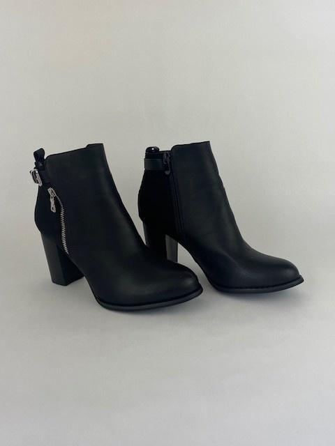 Lorin boots Black-2