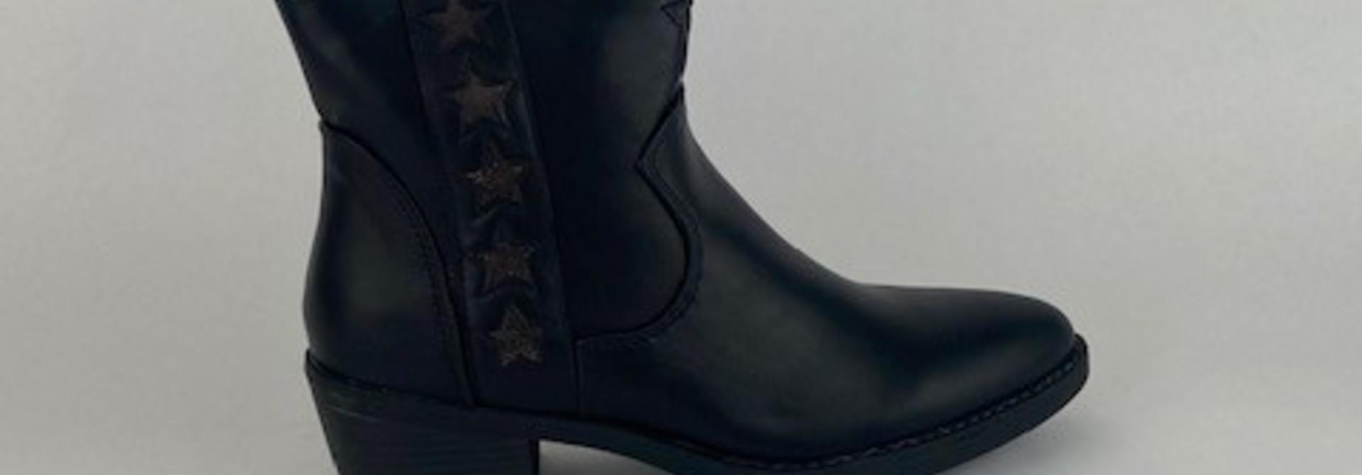 Simone boots Black